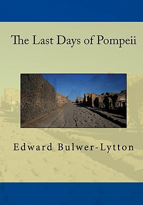 The Last Days Of Pompeii Cover Image