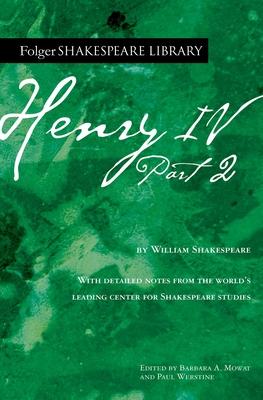 Henry IV, Part 2 (Folger Shakespeare Library) Cover Image