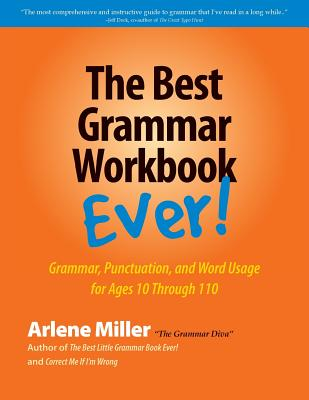 The Best Grammar Workbook Ever! Cover Image