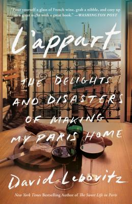 L'Appart: The Delights and Disasters of Making My Paris Home Cover Image