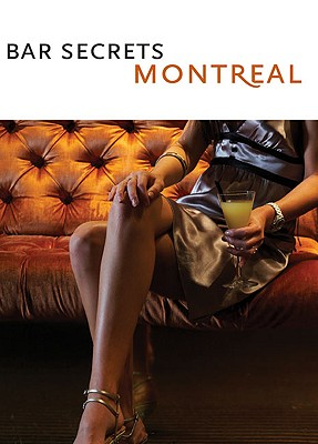 Bar Secrets Montreal Cover Image