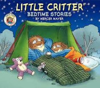 Little Critter: Bedtime Stories Cover Image