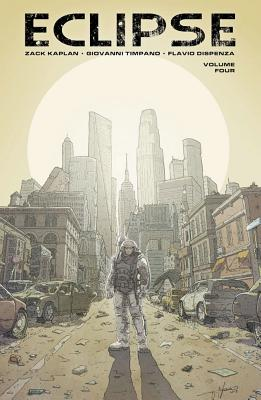 Cover for Eclipse Volume 4