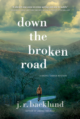 Cover for Down the Broken Road