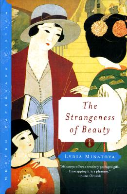 The Strangeness of Beauty Cover