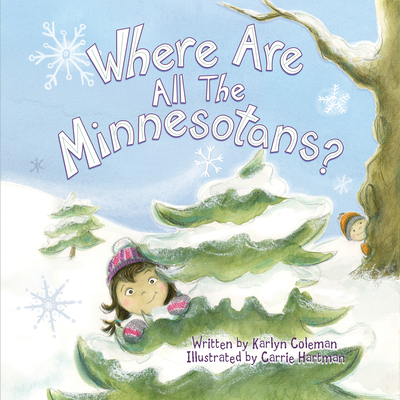 Where Are All the Minnesotans? Cover Image