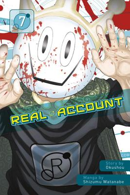Cover for Real Account 7