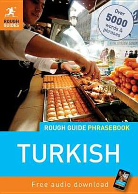 Rough Guide Turkish Phrasebook Cover Image