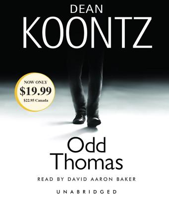 Odd Thomas Cover Image