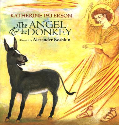 The Angel and the Donkey Cover