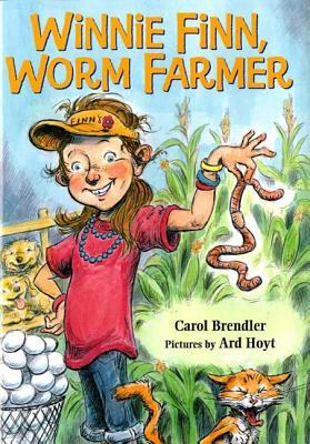 Winnie Finn, Worm Farmer Cover