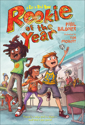 Cover for Rookie of the Year (Rip and Red #2)