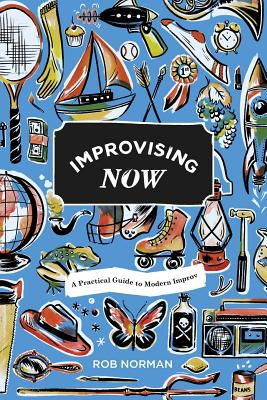 Improvising Now Cover Image