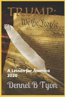 Trump: A Lesson for America Cover Image
