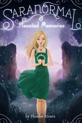 Haunted Memories (Saranormal #2) Cover Image