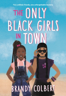 The Only Black Girls in Town cover