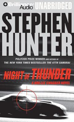 Night of Thunder (Bob Lee Swagger Novels #5) Cover Image