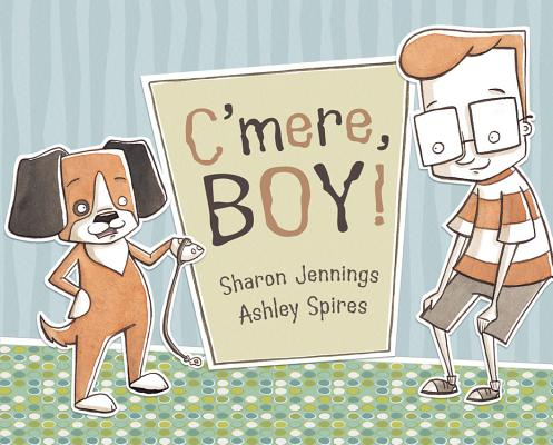 C'Mere, Boy! Cover