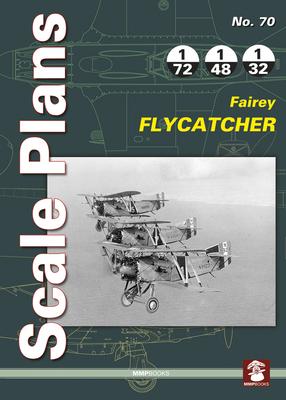Fairey Flycatcher (Scale Plans) Cover Image