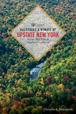 Backroads & Byways of Upstate New York Cover Image