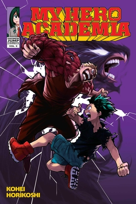 My Hero Academia, Vol. 9 (My Hero Academia  #9) Cover Image