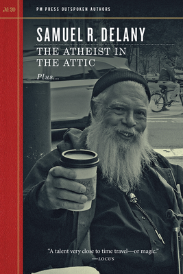 The Atheist in the Attic (Outspoken Authors) Cover Image