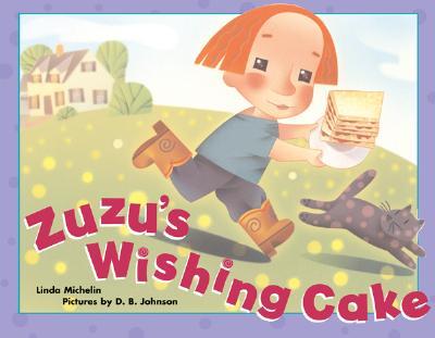 Cover for Zuzu's Wishing Cake