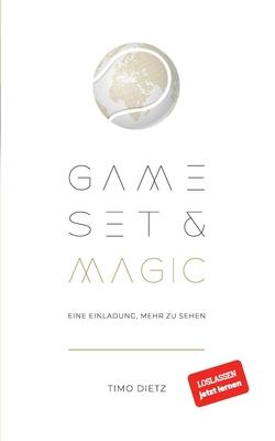 Game, Set and Magic: Eine Einladung, mehr zu sehen Cover Image
