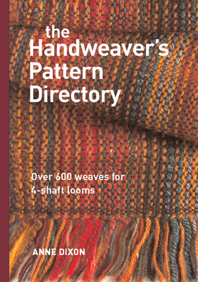 The Handweaver's Pattern Directory Cover Image