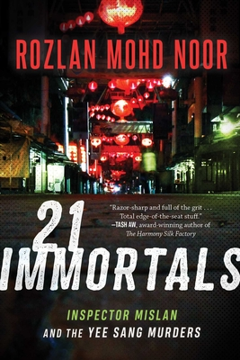 21 Immortals: Inspector Mislan and the Yee Sang Murders Cover Image