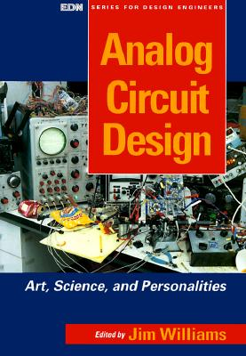 Cover for Analog Circuit Design