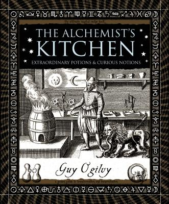 The Alchemist's Kitchen Cover