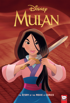 Disney Mulan: The Story of the Movie in Comics Cover Image