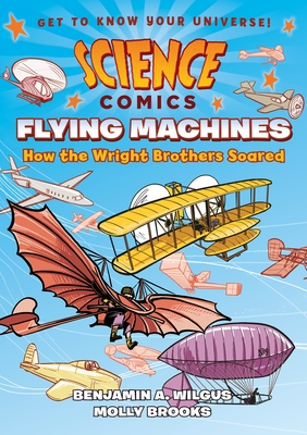 Cover for Science Comics