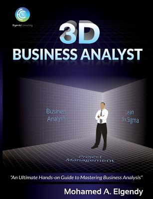 3D Business Analyst Cover Image