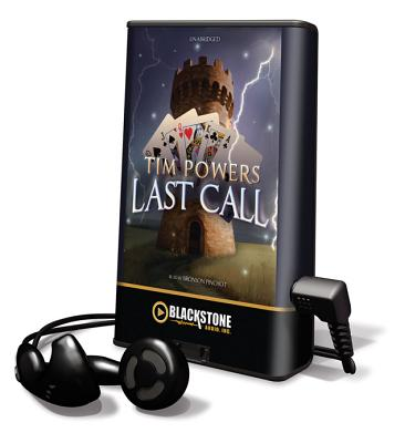 Last Call (Playaway Adult Fiction) Cover Image