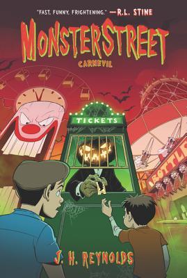 Monsterstreet #3: Carnevil Cover Image
