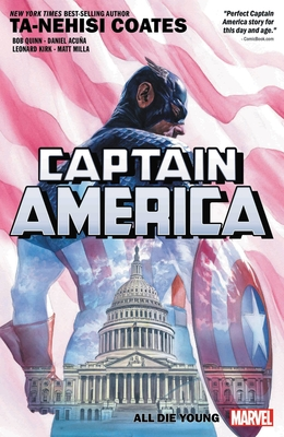 Captain America by Ta-Nehisi Coates Vol. 4 Cover Image