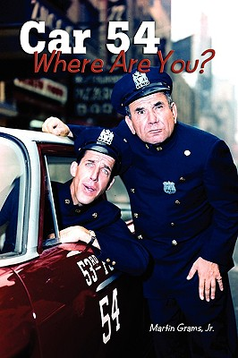 Car 54 Where Are You? Cover Image