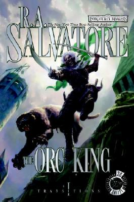 Cover for The Orc King
