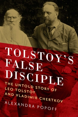 Cover for Tolstoy's False Disciple