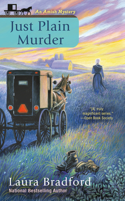 Just Plain Murder (An Amish Mystery #6) Cover Image