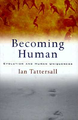 Becoming Human Cover