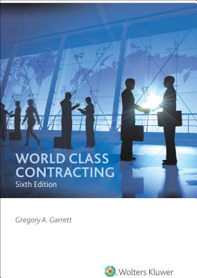 World Class Contracting Cover Image