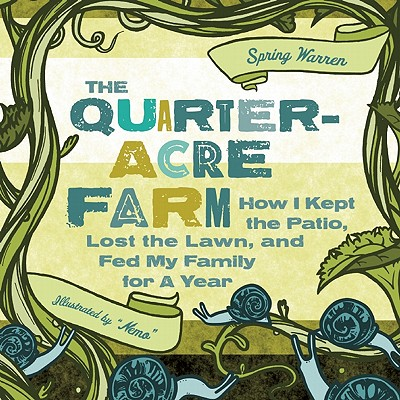 The Quarter-Acre Farm Cover