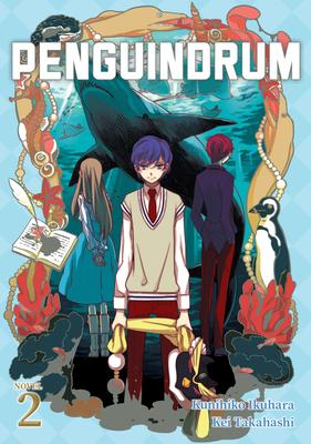 PENGUINDRUM (Light Novel) Vol. 2 Cover Image