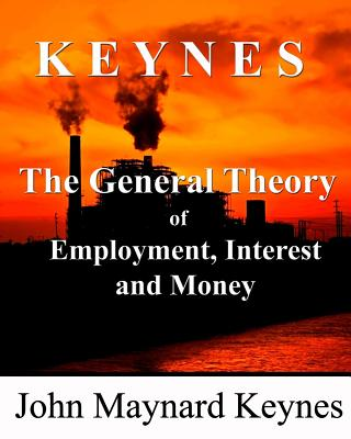 The General Theory of Employment, Interest and Money Cover Image