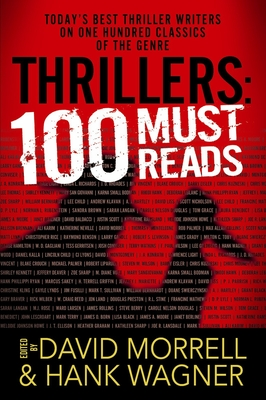 Thrillers Cover