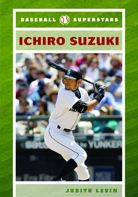 Cover for Ichiro Suzuki (Baseball Superstars)