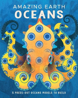 Amazing Earth: Oceans Cover Image